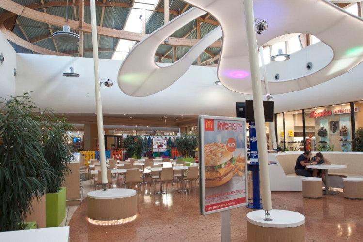 belvedere centro commerciale