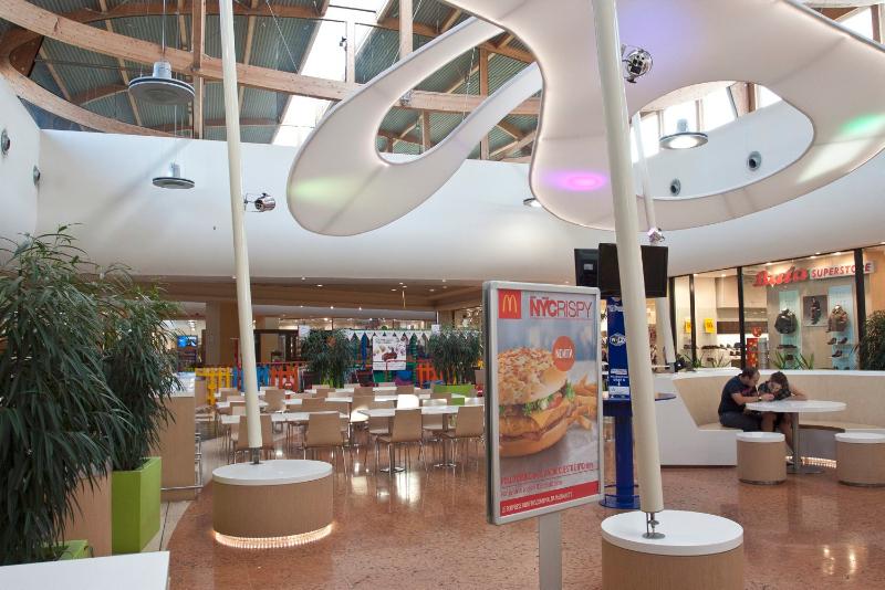 Il centro parco commerciale belvedere for Centro di soggiorno il belvedere